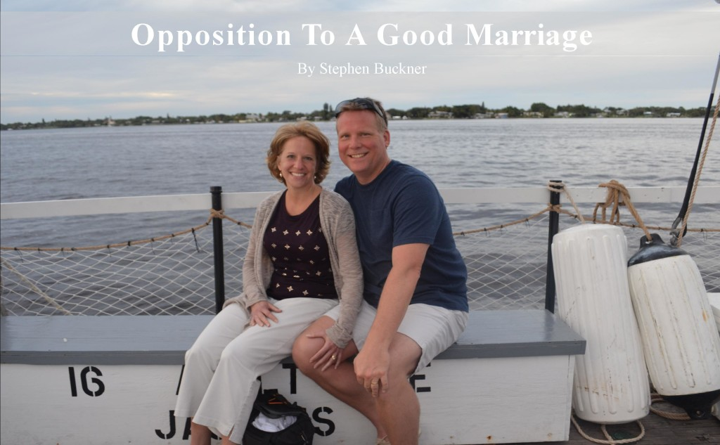 Oppostion To A Good Marriage